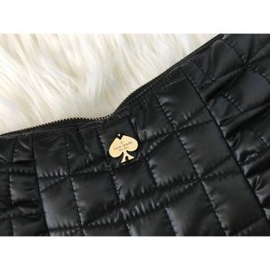 kate spade Bags - KATE SPADE soft bag, NEW, bow shape